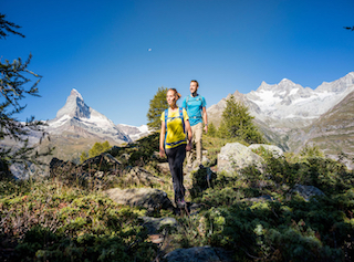 Hotel Couronne Zermatt, Hiking Unlimited