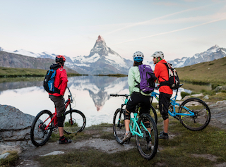 Hotel Couronne Zermatt, Biking Unlimited