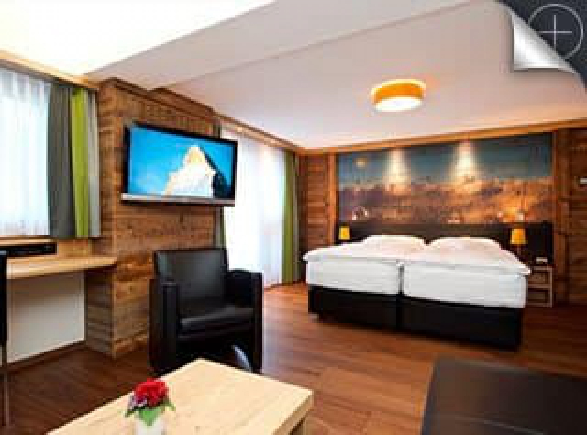 Hotel Couronne Zermatt, Junior Suite