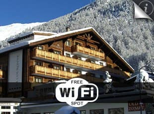 Hotel Couronne Zermatt, Free Wireless Internet